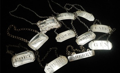 Antique Silver Dealers - Dart Silver Ltd trading in new and