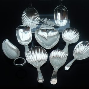 Caddy Spoons