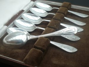 Demitasse/Coffee Spoons