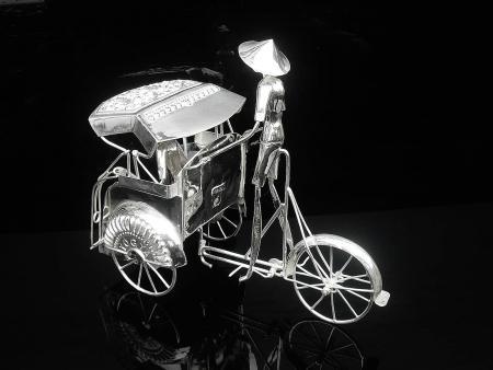 Yogya Silver Rickshaw