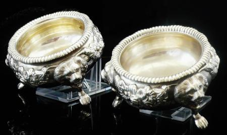 Silver Master Salts, S C Younge & Co 1813