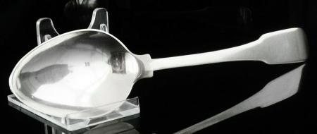 Provincial Silver Serving Spoon