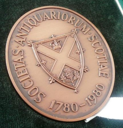 Bronze Bicentenary Medal Medallion