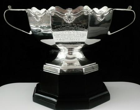 Sterling Silver Trophy Cup