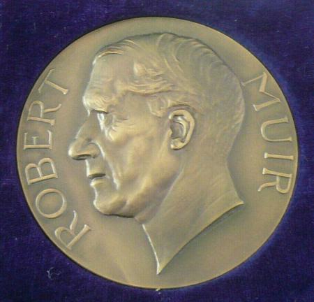 Large Bronze Medallion