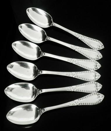 Antique Sterling Silver Teaspoons