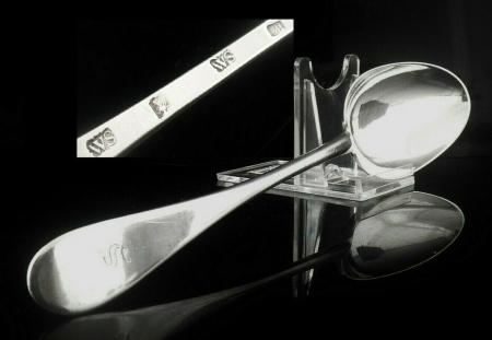 Silver Serving Table Spoon
