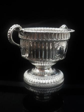 Solomon Royes Silver Bowl