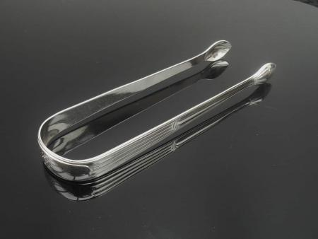 Peter & Anne Bateman Sugar Tongs